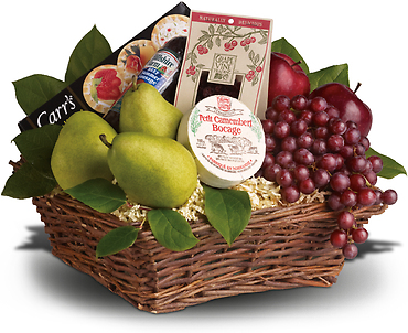 Delicious Delights Basket